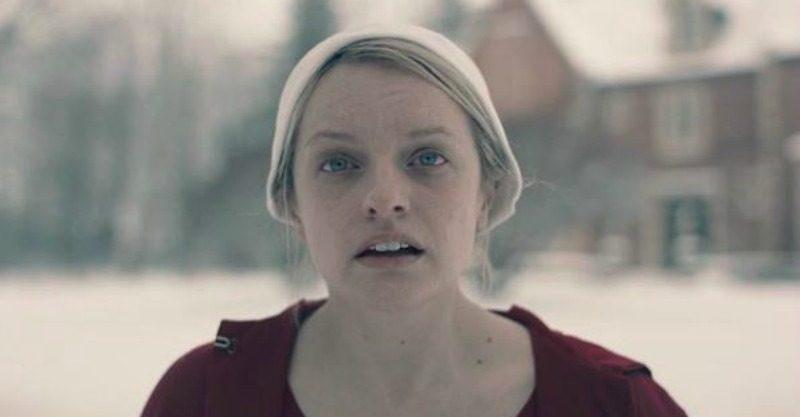 Elisabeth Moss Handmaid's Tale