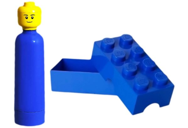 Lego lunch kit