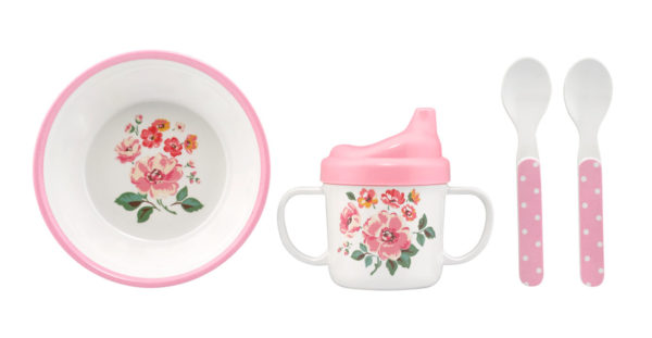 Cath Kidston melamine dinnerware