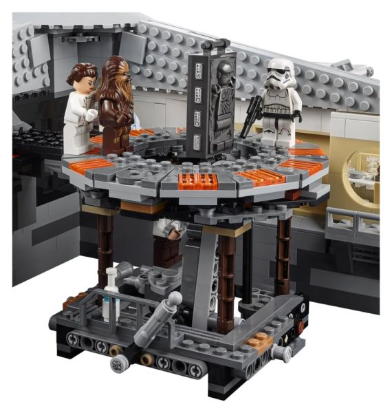 Betrayal at Cloud City Star Wars Lego