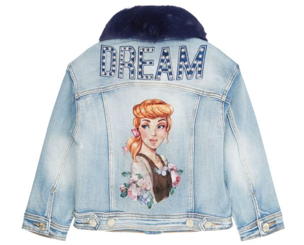 Cinderella denim jacket