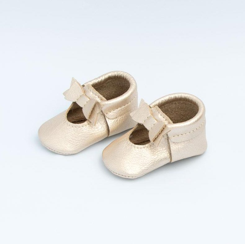 The Ballet Flat Bow Mocc