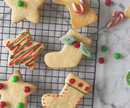 Christmas cut-out biscuits recipe