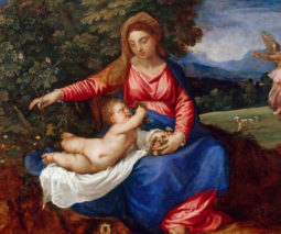 Madonna and Child - Titian - Feature