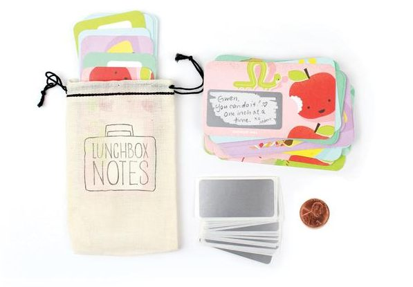 Inklings lunch box notes