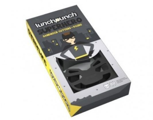Lunch Punch Superhero lunch kit