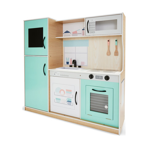 Kmart Wooden Toy Kitchen