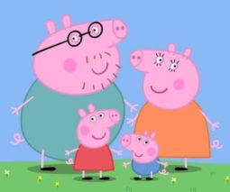 Peppa Pig feature