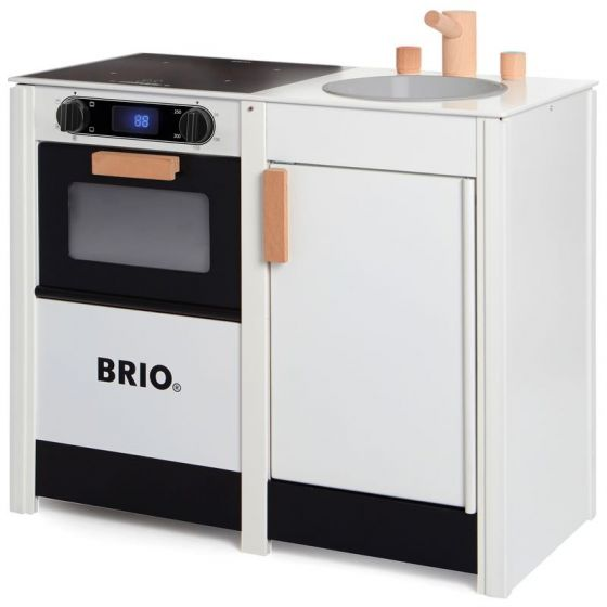 Brio wooden toy kitchen
