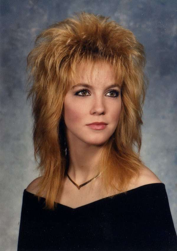 Hilarious 80s hairstyles - Bangles