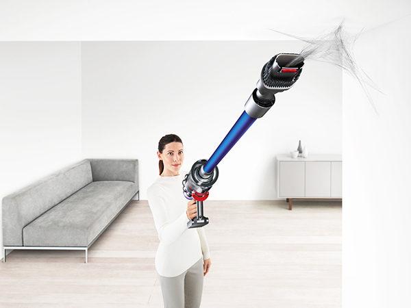 Dyson cordless vacuum competition