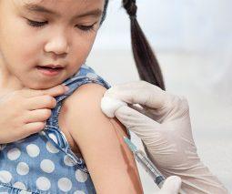 Child immunisation