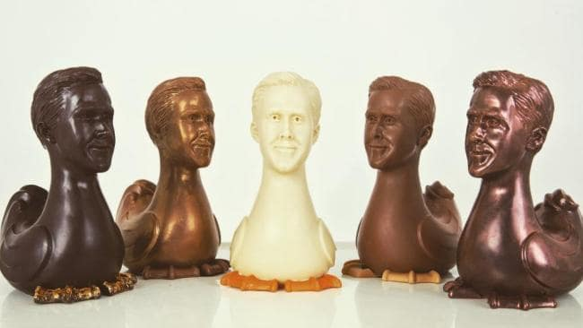 Chocolate Ryan Gosling