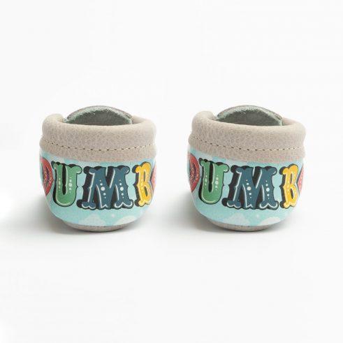 Freshly Picked Dumbo baby shoes