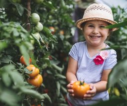 Why time outside is so important for kids
