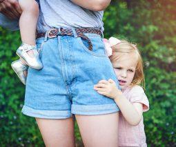 Clingy Child