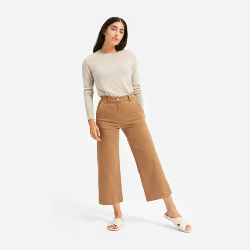 Everlane cashmere knit