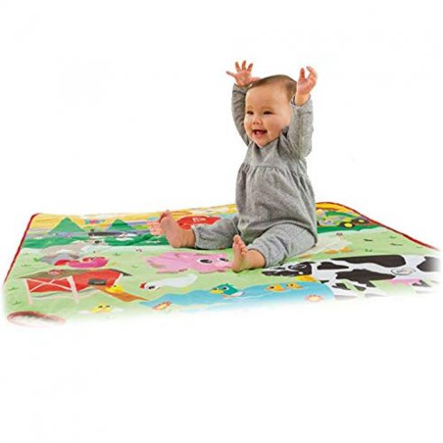 7 of the best play mats for babies and children