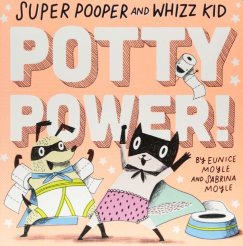 8 of the best kids' books about toilet training