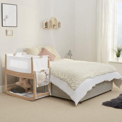 Snuz Pod3 Bedside Crib