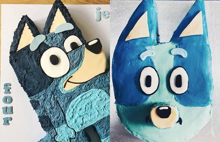 6 Of The Best Birthday Bluey Cakes To Thrill Little Fans