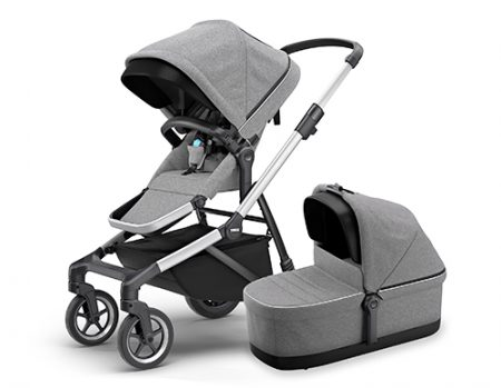 You could win this pram and bassinet from Thule at our Brisbane baby shower