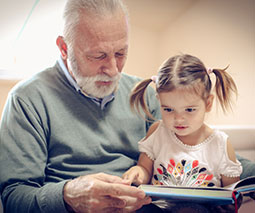 Research shows that grandparents need to take more care string their medication when looking after their grandchildren