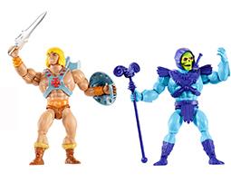 New He-Man Origins toys