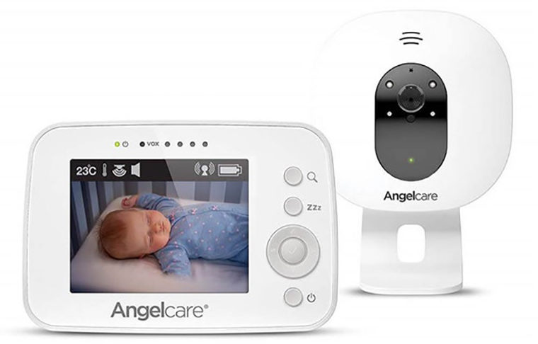 ANGELCARE VIDEO & SOUND MONITOR AC210