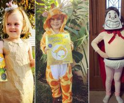 Book Week costume ideas 2019