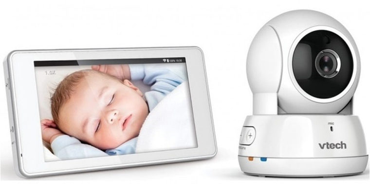 VTech Pan and Tilt baby monitor