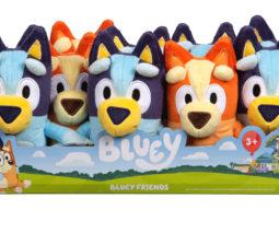 Bluey toys