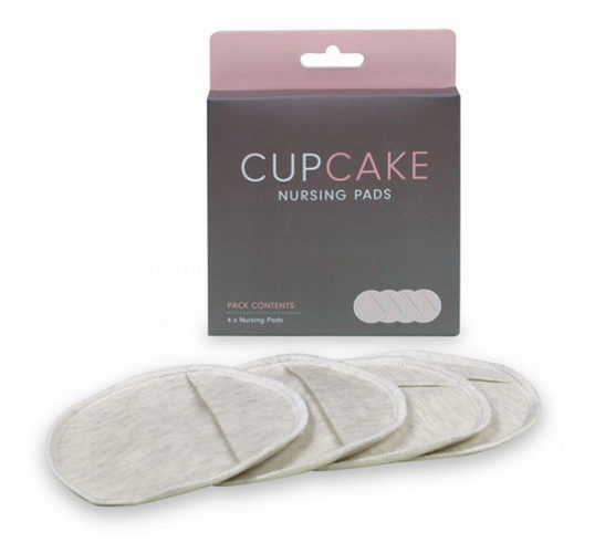 Cupcake nursing pads