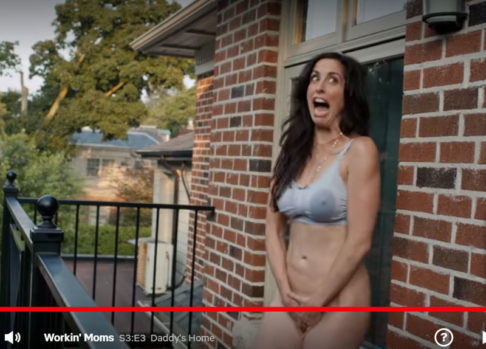Kate from Workin' Moms