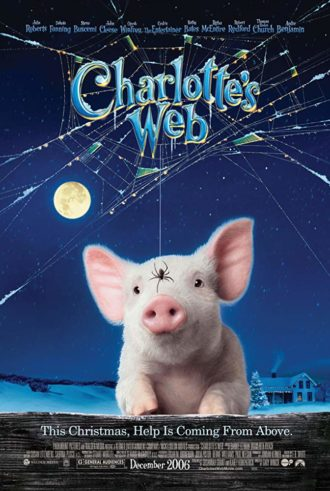 Poster for Charlotte's web