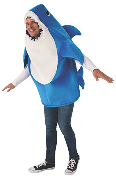 Daddy shark costume
