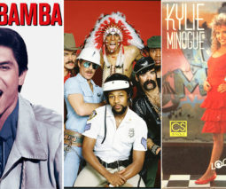 Ritchie Vallens The Village People Kylie Minogue