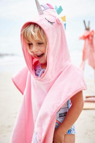 Unicorn Beach Poncho