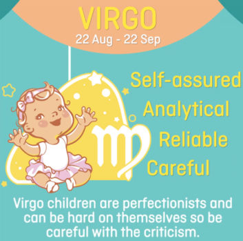 Baby zodiac - Virgo