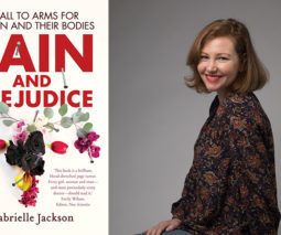 Author Gabrielle Jackson and her book Pain and Prejudice