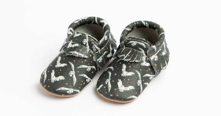 Harry Potter Freshly Picked baby shoes