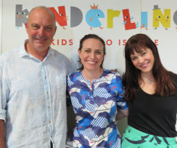 Andrew Daddo and Kristen Toovey on The Parent Panel