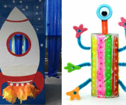 12 easy activities for your space-loving kids - feature