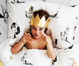 Kip and Co Where The Wild Things Are Linen