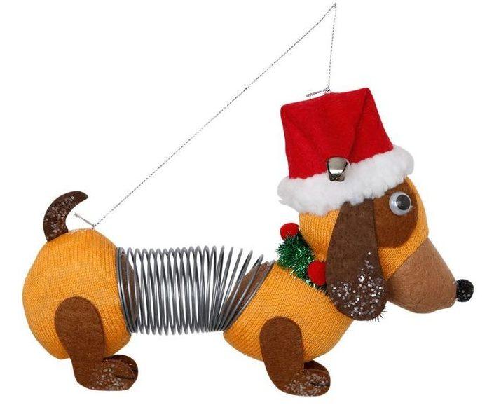 sausage dog decoration