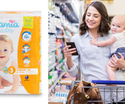 Mamia nappy range - feature