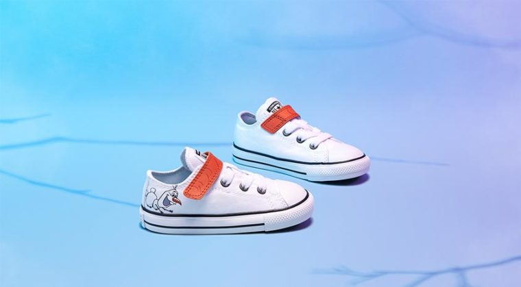 Frozen 2 Converse for kids