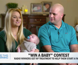 Win a baby competition