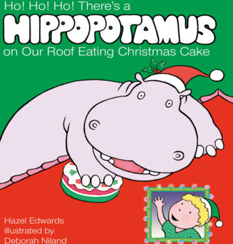 There's A Hippopotamus On Our Roof Eating Christmas Cake