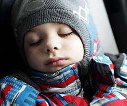 Sleeping child